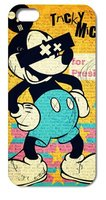 Чехол накладка для iPhone 5s / SE / 5 Mickey Mouse Cartoon Style