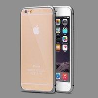 Серый алюминиевый бампер для iPhone 6 Plus