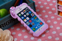 Силиконовый бампер для iPhone 5s / 5 кролик