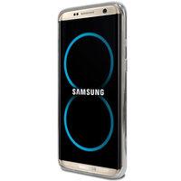 Алюминиевый бампер для Samsung Galaxy Note 8 серебро