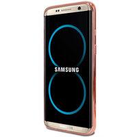 Алюминиевый бампер для Samsung Galaxy Note 8 розовое золото