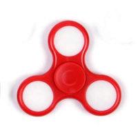 Красный Спиннер светящийся LED Round Spinner Red