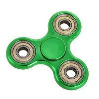 Спиннер зеленый металлик Spinner Metallic Green
