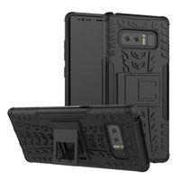 Зашитный противоударный чехол для Samsung Galaxy Note 8 черный